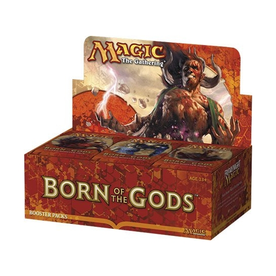 Born of the Gods Box 36 Booster