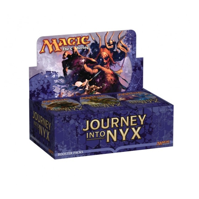 Journey into Nyx Box 36 Booster