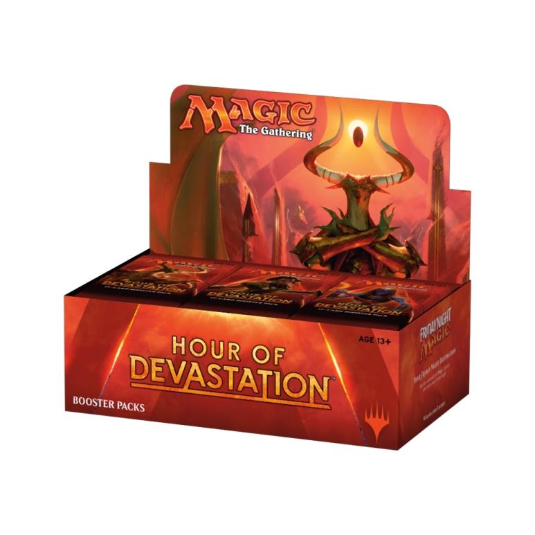 Hour of Devastation Box 36 Booster