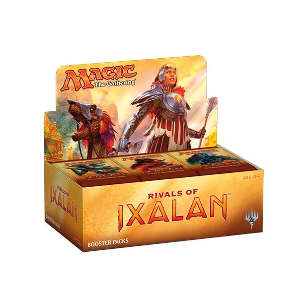 Rivals of Ixalan Box 36 Booster
