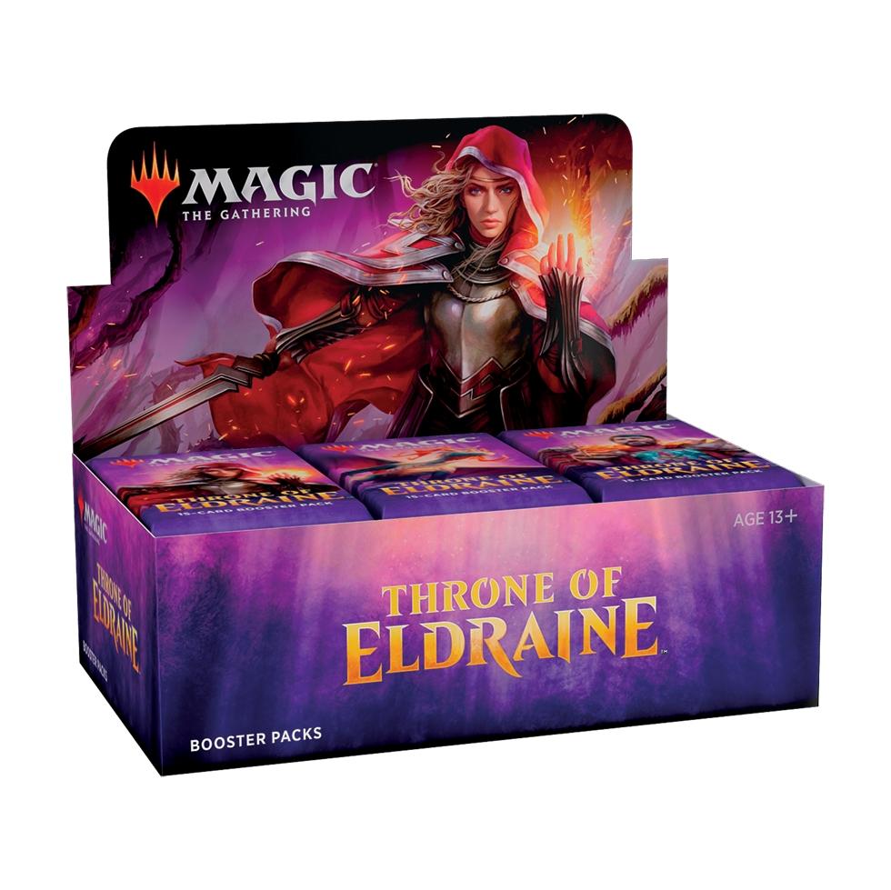Throne of Eldraine Box 36 Booster