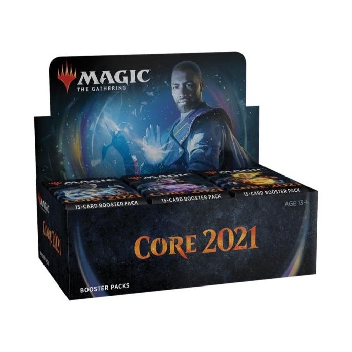 2021 Core Set Box 36 Booster