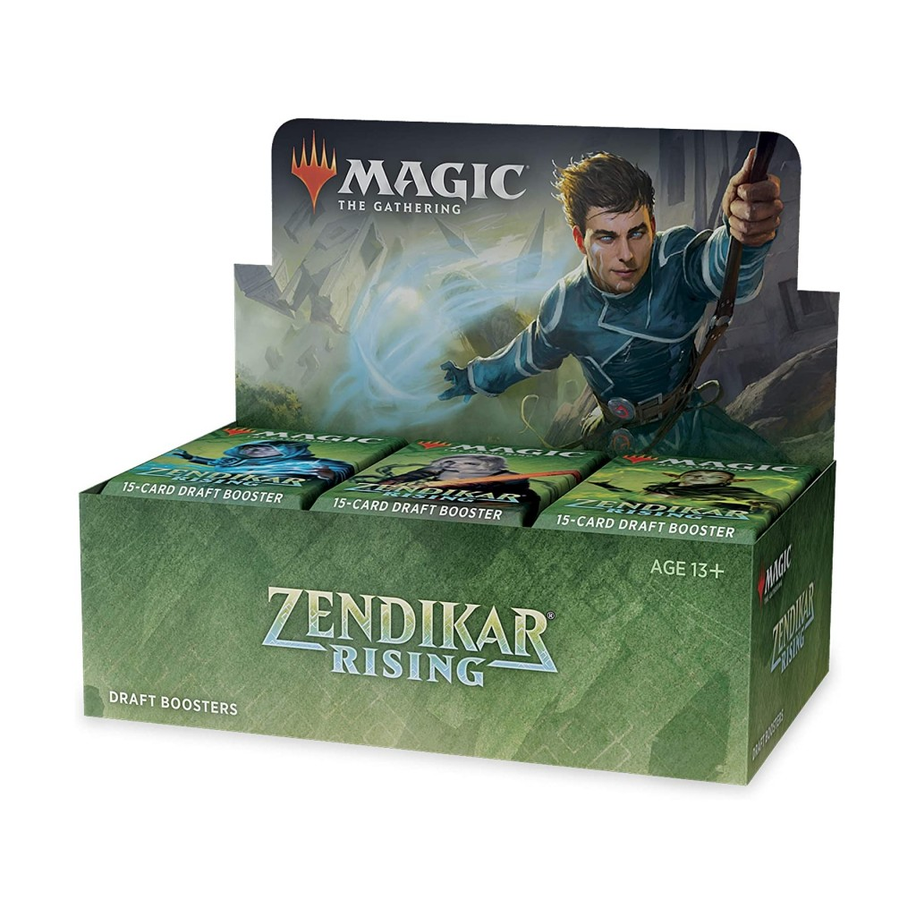 Zendikar Rising Box 36 Booster