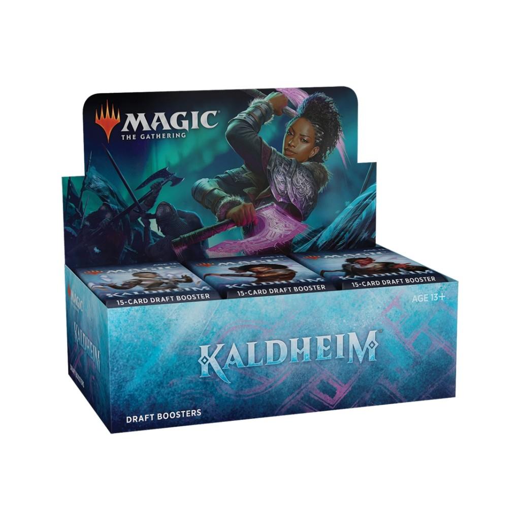 Kaldheim Box 36 Booster