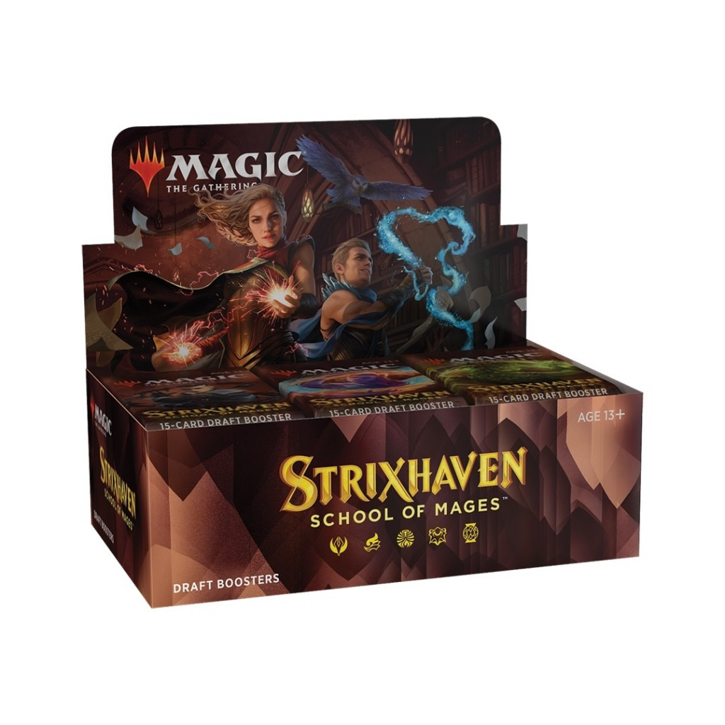 Strixhaven: School of Mages Box 36 Booster