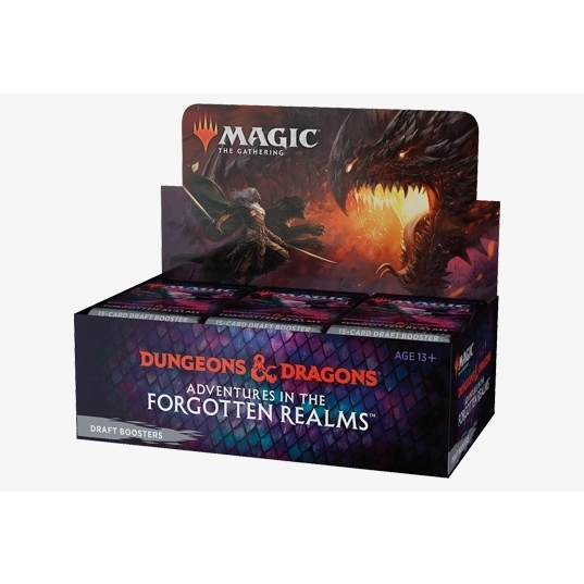 Adventures in the Forgotten Realms Box 36 Booster