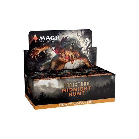 Innistrad Midnight Hunt Box 36 Booster
